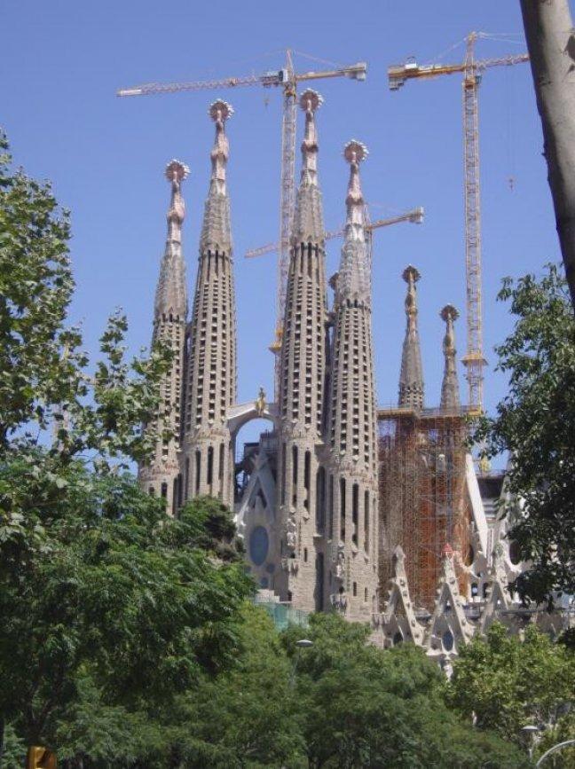 Barcelona - Sagrada