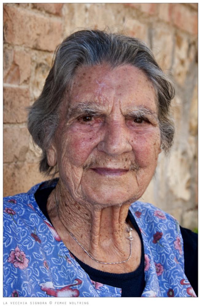 la vecchia signora