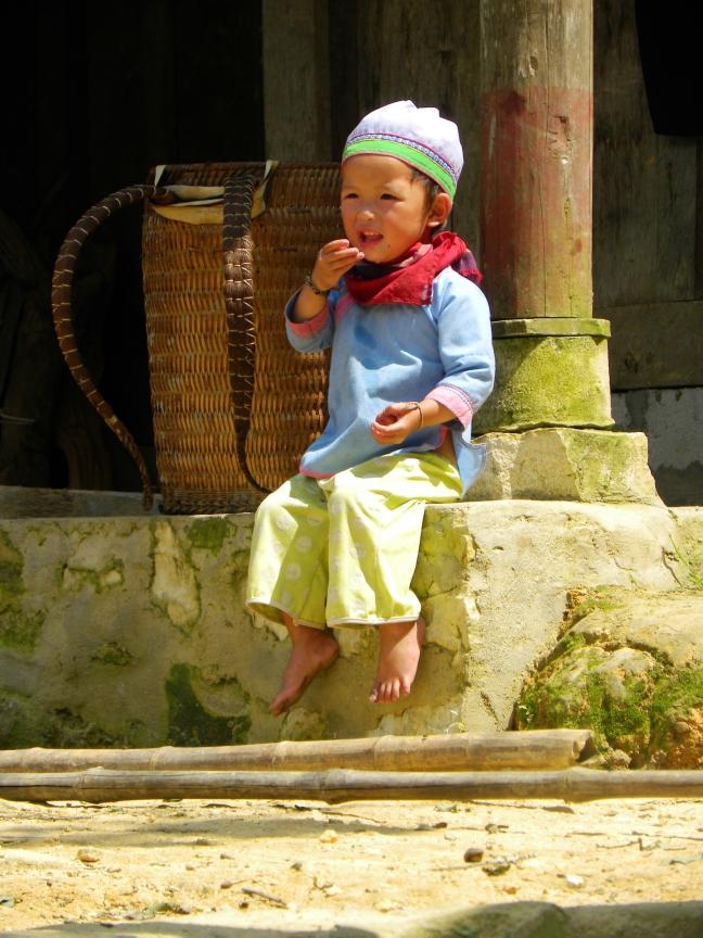 Mooiste jongetje van Vietnam