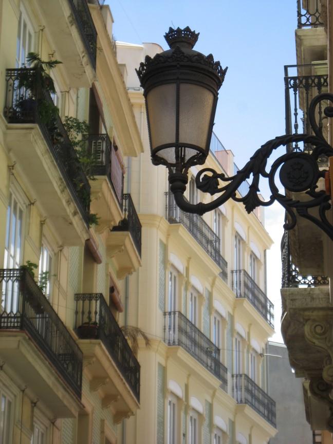 Spaanse straten