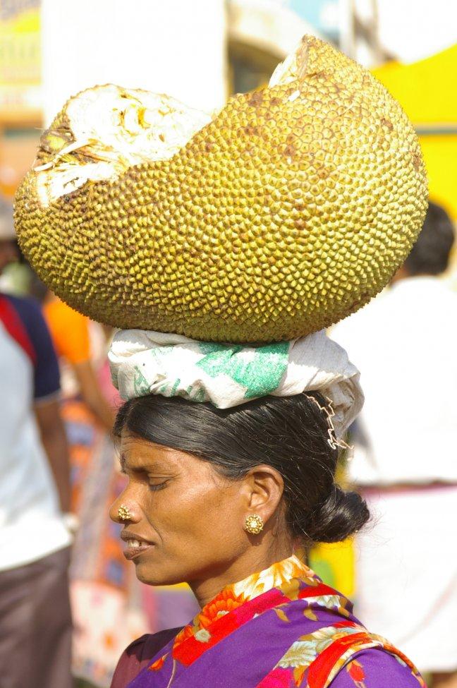 Jackfruit!