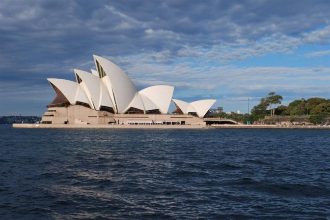 Opreahouse  Sydney