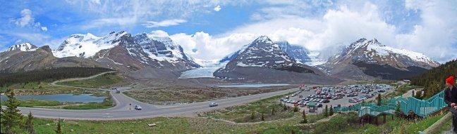 Atthabasca Glacier