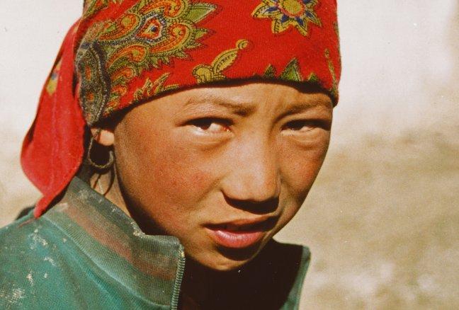 Nepali meisje