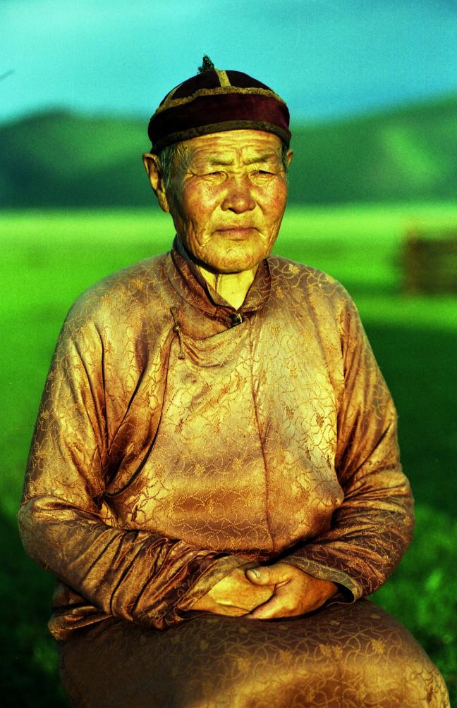 Fiere Mongoolse