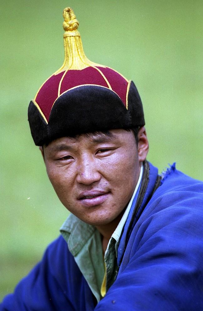 Stoere Mongool