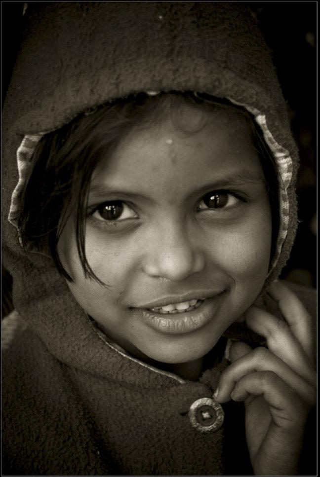 Portrait of India
