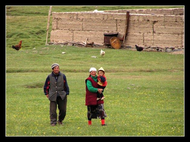 Welkom in Kirgizie!