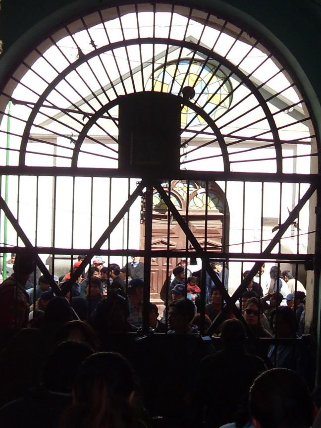 San Pedro gevangenis