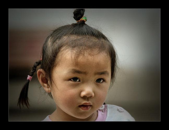 Little China Girl...