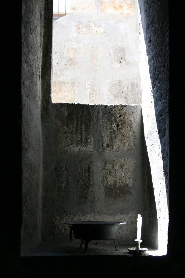 Stilleven in het klooster van Santa Catalina