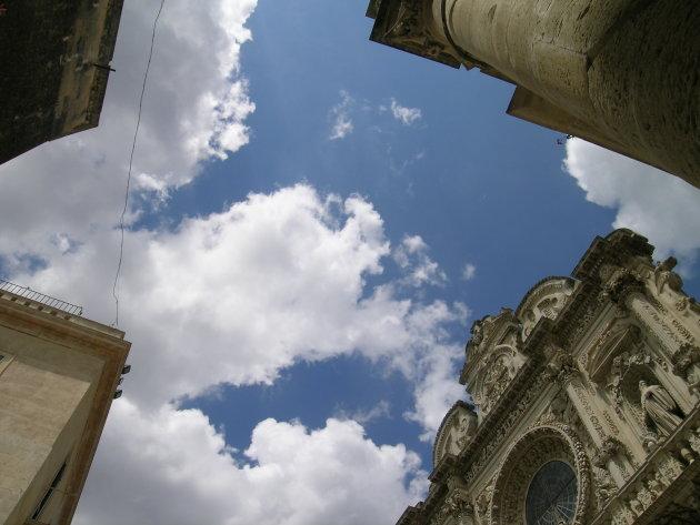 Via Umberto, Basilica di Santa Croce