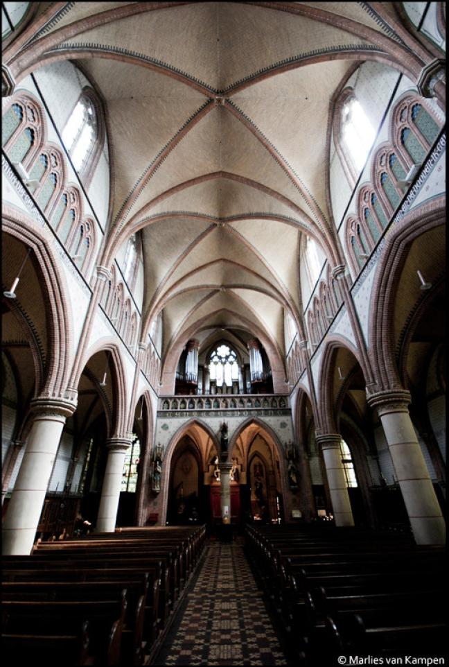Church in Groningen