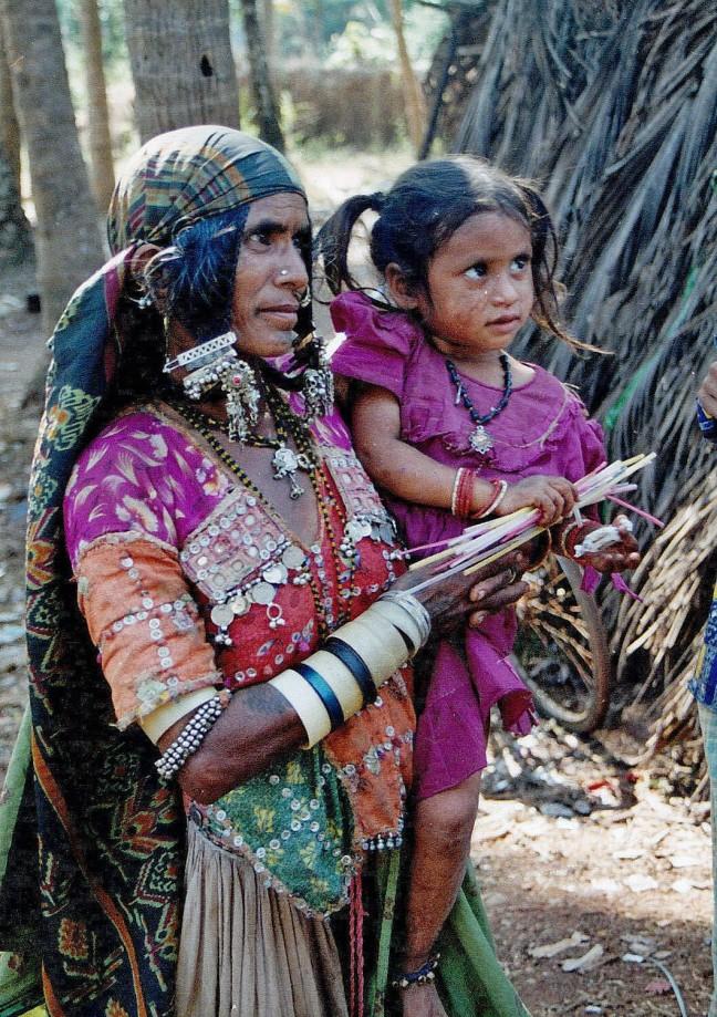 Indiase zigeuners