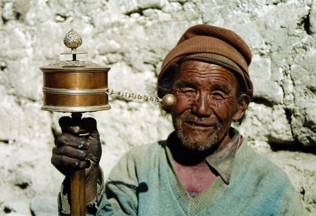 Man uit Lo Mantang
