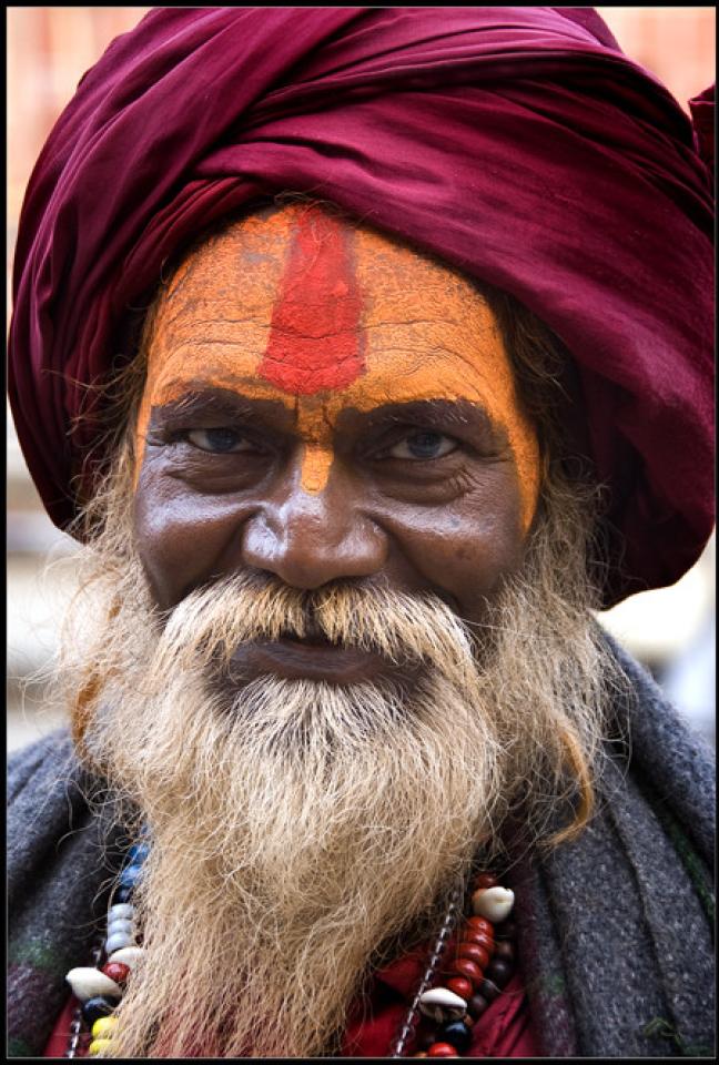Jaipur portret