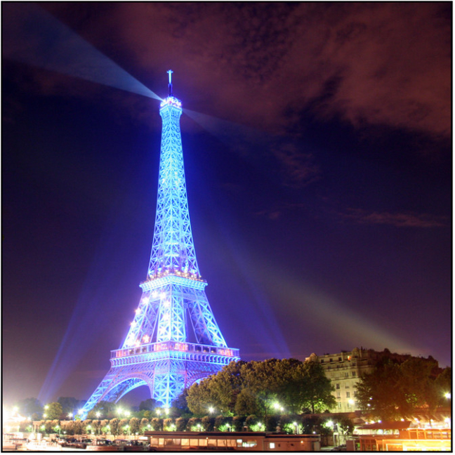 Is this the Eifeltower?