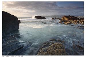Rocky coast II