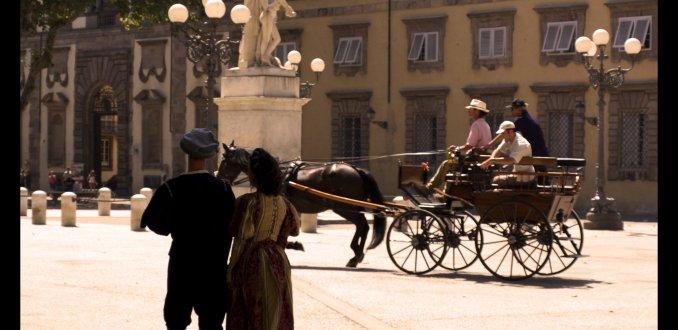 Filmen in Lucca