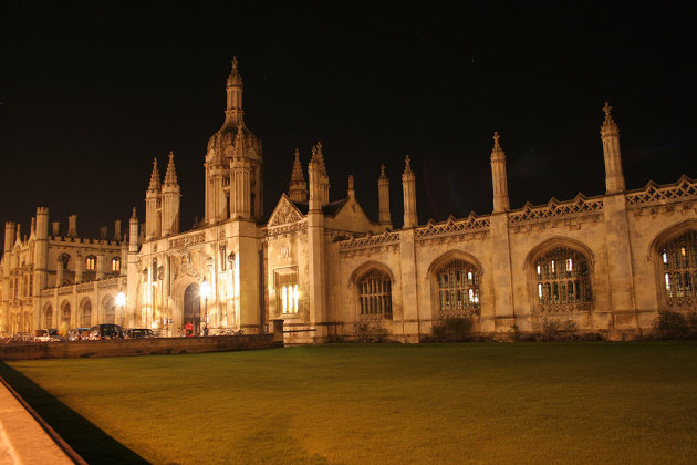 Kings College by Night