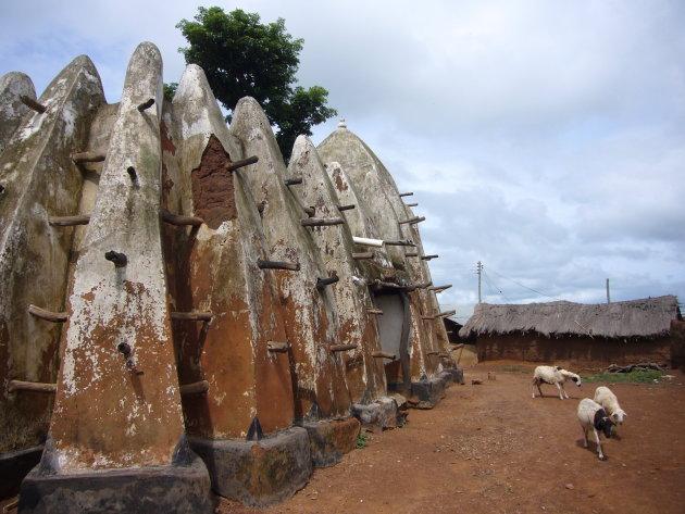 Moskee in Larabanga
