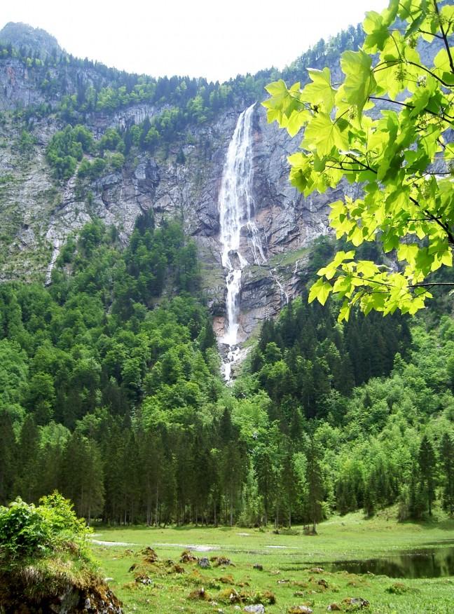 Hoogste waterval van Duitsland