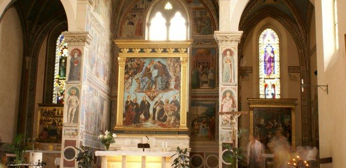 Geesten in de kerk