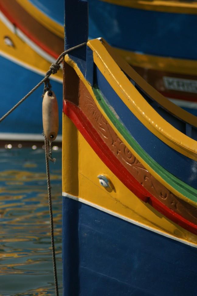 De bekende Malteser bootjes