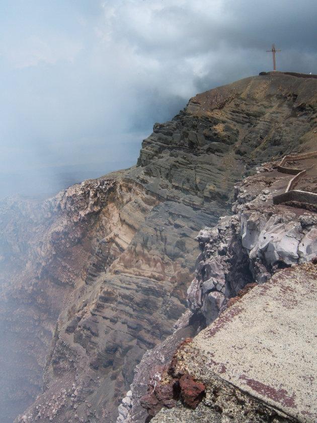 Cruz de Bobadilla, Volcan Masaya