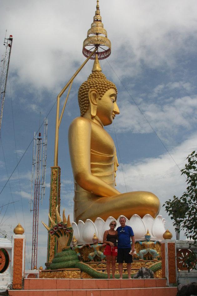 Gouden Boeda op Krabi
