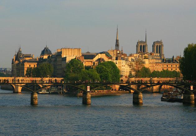 Het eiland in de Seine