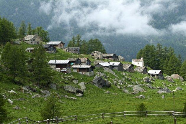 Bergdorp