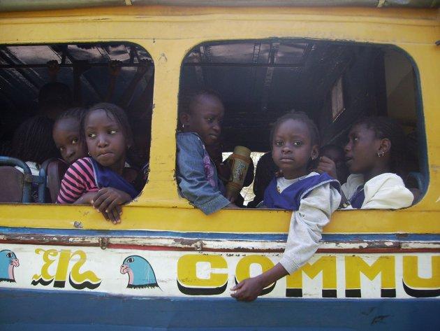 Uitstap naar de Zoo van Dakar