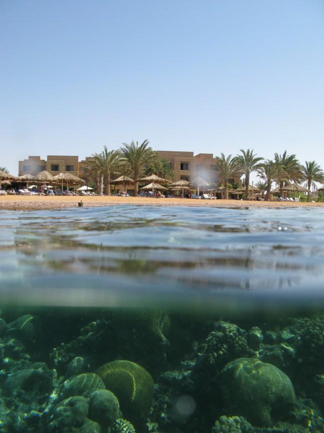 Akaba en snorkelen/duiken