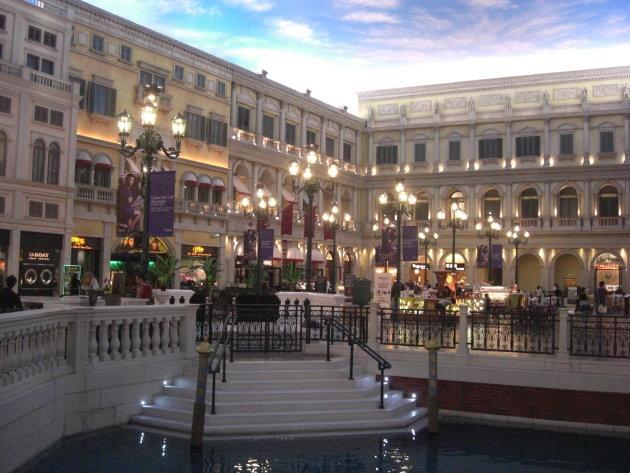 Klein Venetie in Macau