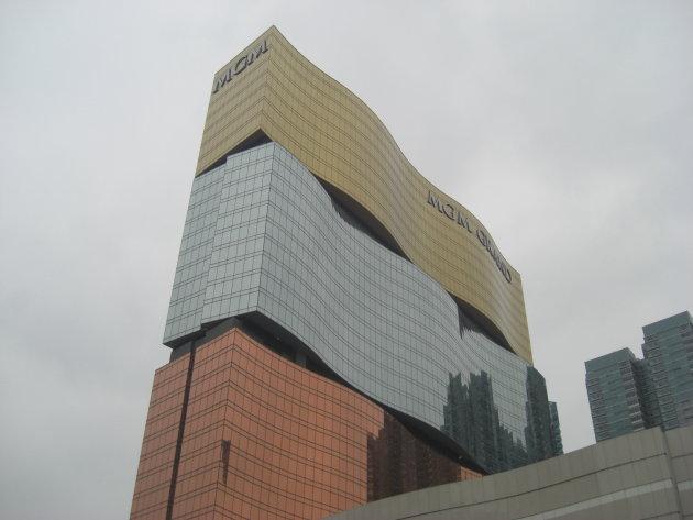Stadsbeeld Macau