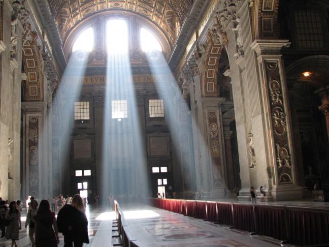 Het heilige licht