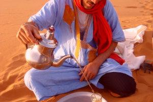Berber gids woestijn Merzouga