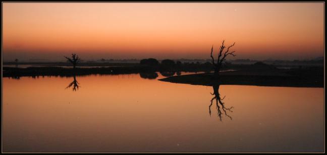 Thaungthaman meer
