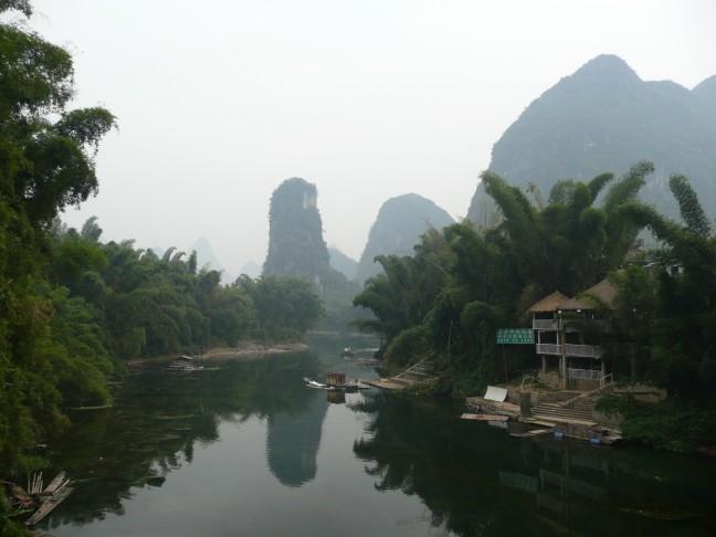 landschap yangshou