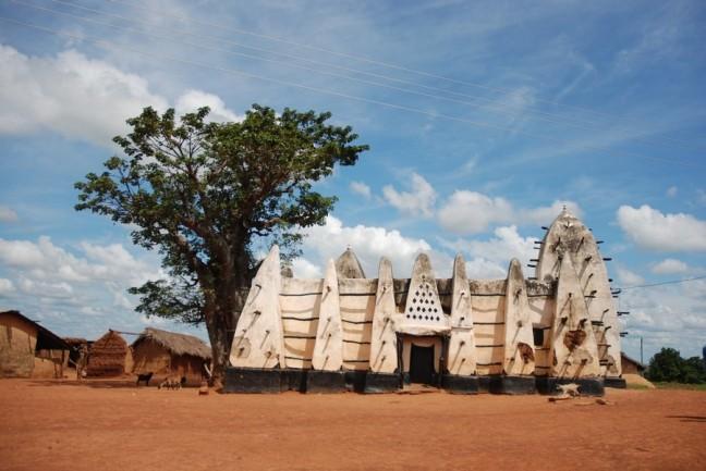 Larabanga Moskee