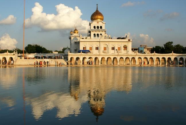 Sikh tempel.