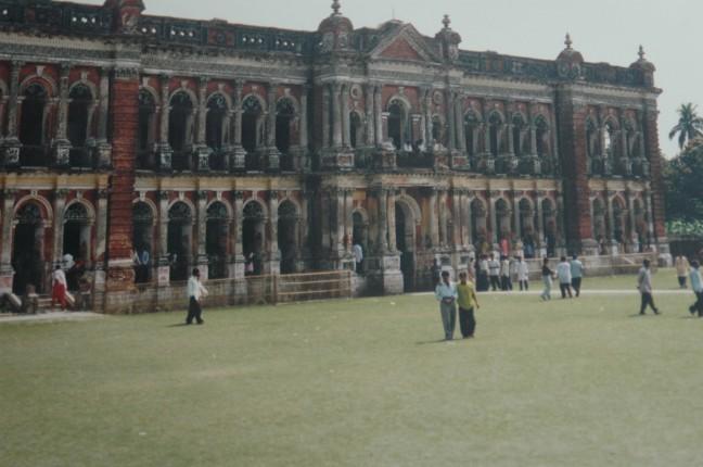 Prachtige oude gebouwen