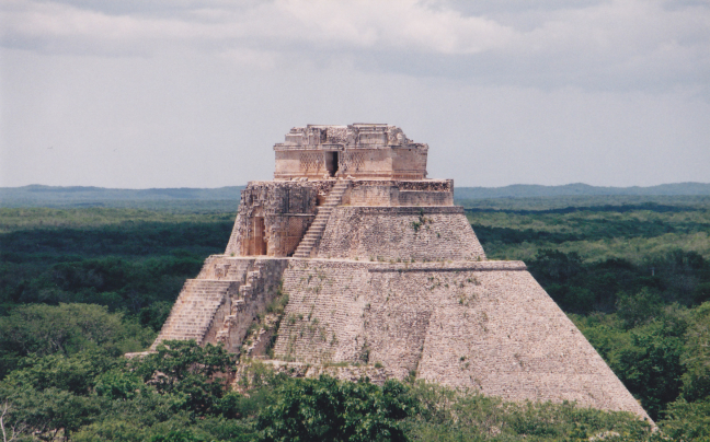 Pyramid of the magician (Uxmal)