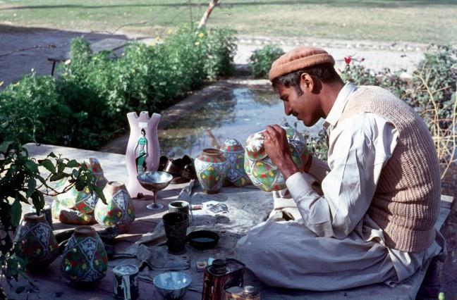 Multan kunstschilder