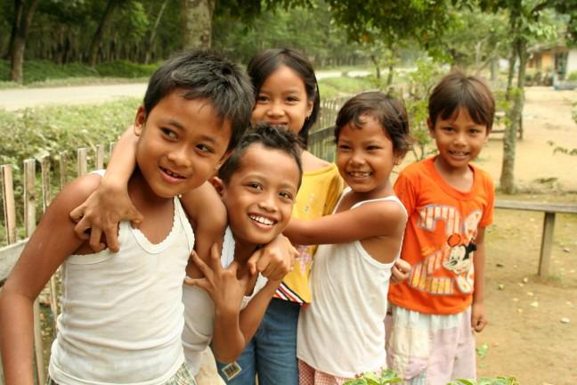 Kinderen van Sumatra