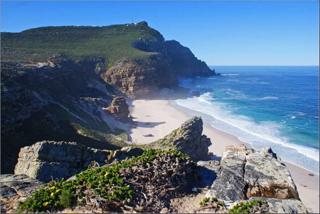 Het Zuidelijkste punt van Afrika