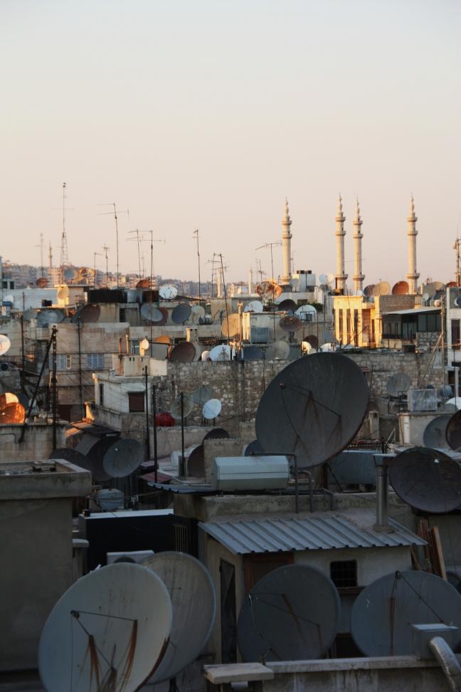 schotels en minaretten