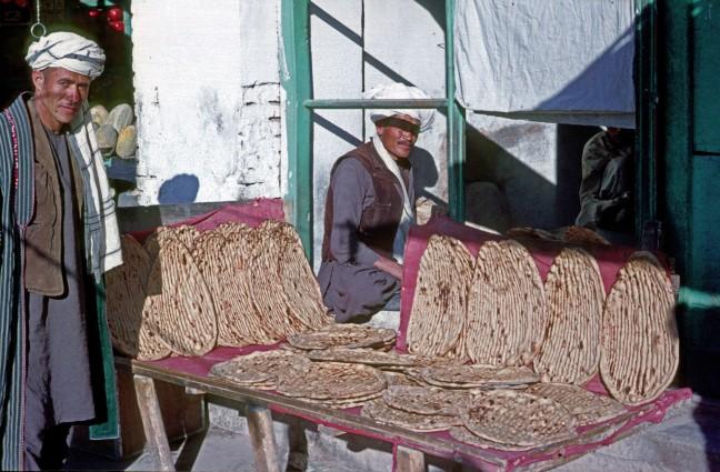 Afghanistan - Herat's brodenbakker