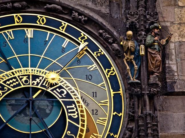 Astronomisch uurwerk van Praag